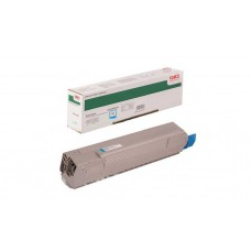 Заправка картриджа  OKI 44059171 7.3k голубой для MC851/MC861