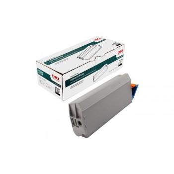 Заправка картриджа  OKI 41963678/41963608 15k черный для C9300/C9500