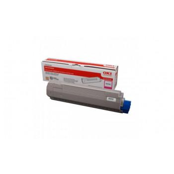 Заправка картриджа  OKI 44059118/44059106 8k пурпурный для C810/C830