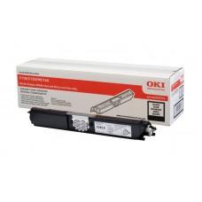 Заправка картриджа  OKI 44250732/44250724 2.5k черный для C110/C130/MC160