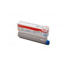 Заправка картриджа  OKI 44059227/44059211 10k голубой для MC860