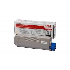 Заправка картриджа  OKI 43865744/43865724 8k черный для C5850/C5950/MC560