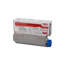 Заправка картриджа  OKI 43865742/43865722 6k пурпурный для C5850/C5950/MC560