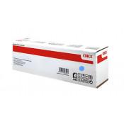Заправка картриджа  OKI 46490407 / 46490631 голубой для OKI C532dn/ C542dn/ MC563dn/ MC573dn