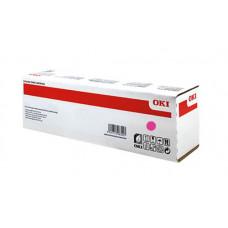 Заправка картриджа  OKI 46490406 / 46490630 пурпурный для OKI C532dn/ C542dn/ MC563dn/ MC573dn