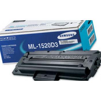 Заправка картриджа Samsung ML-1520D3 для Samsung ML-1520, ML-1520P