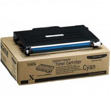 Заправка картриджа Xerox Phaser 6100 106R00676 голубой