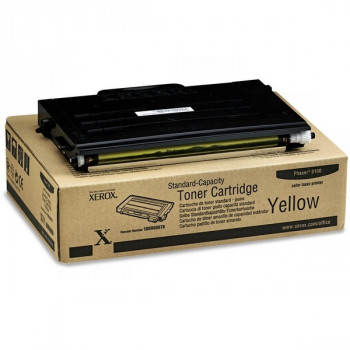 Заправка картриджа Xerox Phaser 6100 106R00678 желтый