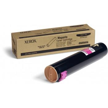 Заправка картриджа Xerox Phaser 7760 106R01161 пурпурный