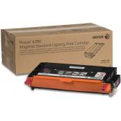 Заправка картриджа Xerox Phaser 6280 106R01389 пурпурный