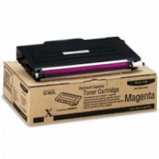 Заправка картриджа Xerox Phaser 6100 106R00677 пурпурный