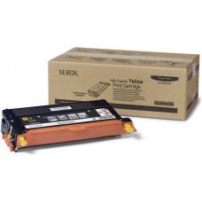 Заправка картриджа Xerox Phaser 6180 113R00725 желтый