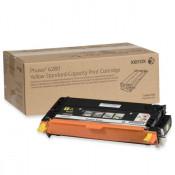Заправка картриджа Xerox Phaser 6280 106R01390 желтый