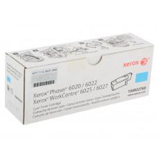 Заправка картриджа Xerox Phaser 6020 / 6022 WC 6025 / 6027 106R02762 желтый