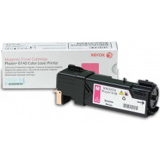 Заправка картриджа Xerox Phaser 6140 106R01482 пурпурный