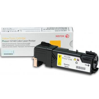 Заправка картриджа Xerox Phaser 6140 106R01483 желтый
